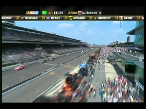 NASCAR Sprint Cup 2011 - Indianapolis Motor Speedway - Part 1 of 2