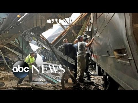 New Jersey Train Accident Details Emerge After Data Recorder is Recovered