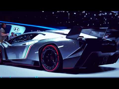 Lamborghini Veneno Car Review  2015 WOW
