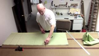 How To Make A Tailored Valance (Part Two)