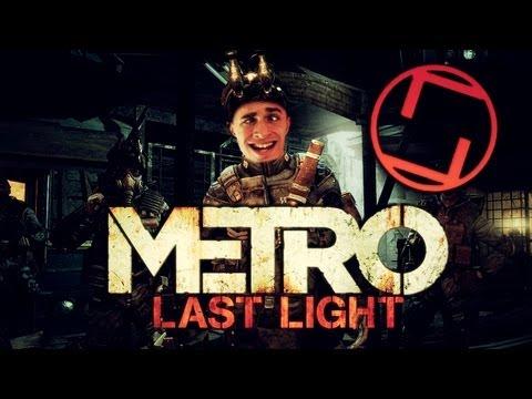 DÉTENTE SUR METRO LAST LIGHT☻- Une nuke, des monstres, un métro - L'histoire du jeu & gameplay !