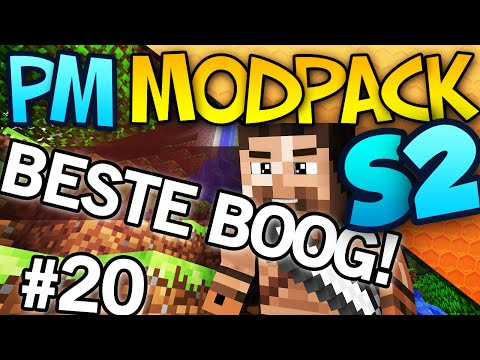 BESTE BOOG INGAME?!! - PM-Modpack S2 - #20