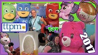 2017's Hottest Toys!! TTPM Holiday Showcase! Fingerlings, Hatchimals, LOL Surprise & More!