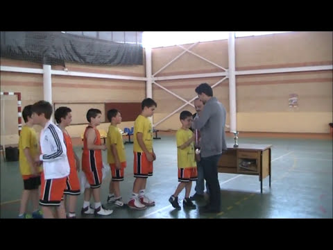 Prado Marianistas - EMB La Solana (minibasket)