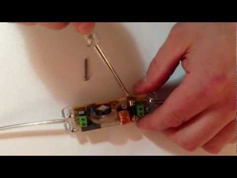 Kartell Bourgie Light Dimmer Repair