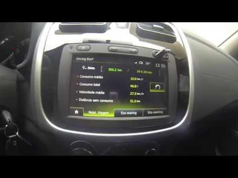 Consumo combustivel Renault Sandero 1.6 8v EasyR