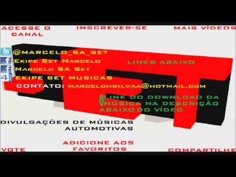 CD - AMPLIFICADORES STETSOM PANCADA ( DJ CESAR )