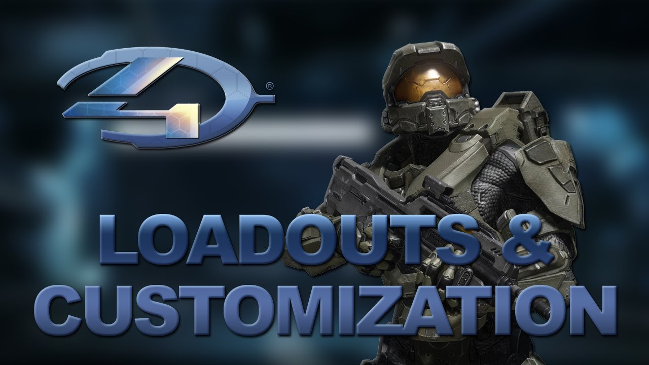 Custom Loadouts Halo 4 Halo 4 All Loadouts Weapons