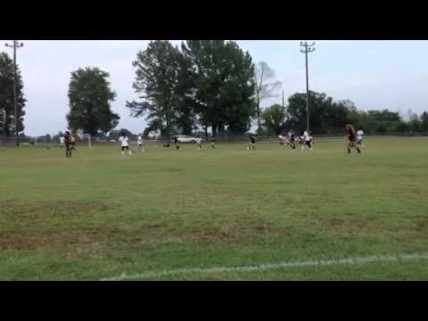 Jackson south side high school vs. Haywood high school fall