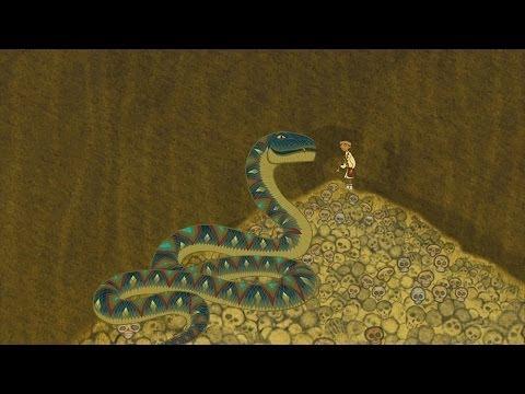 Гора самоцветов - Рогатый Хан (The Horned Khan) Калмыцкая сказка