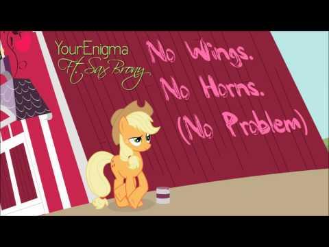 Yourenigma – No Wings, No Horns (No Problem) Ft.  Sax Brony