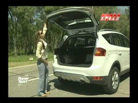 Ford Kuga - Prueba de manejo