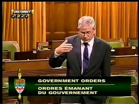 Charlie Angus on making Parliament more accountable