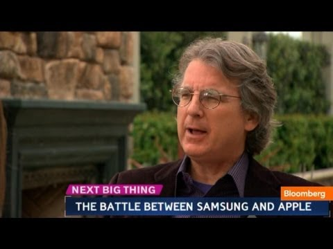 Samsung's Doing What Apple Should Be Doing: McNamee