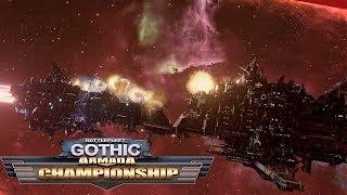 Battlefleet Gothic Championship, Match 21