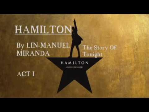 Hamilton: An American al  SOUNDTRACK