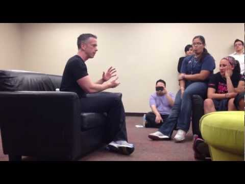 Dan Savage at UTEP