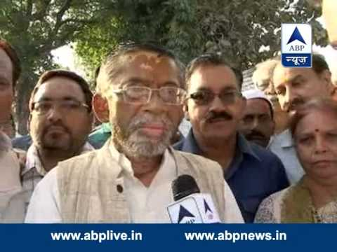 Santosh Gangwar BJP candidate in Bareilly confident of win