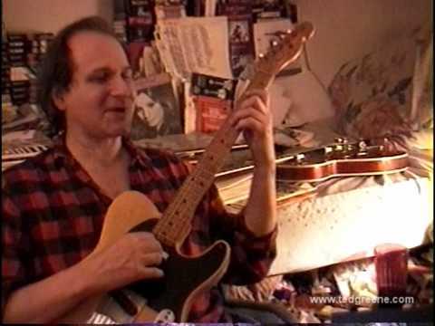 Ted Greene - Little Drummer Boy - Part 1