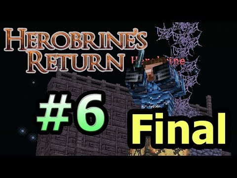 Tackle⁴⁸²⁶ Herobrine's Return (Minecraft Adventure)[TH] #6