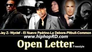 Watch Common Open Letter (remix) video