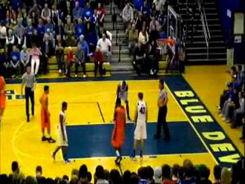2012 High School Boys Basketball - U.T.H.S. vs. Quincy