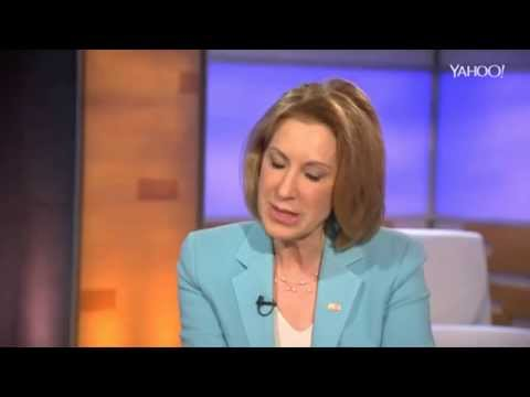 Carly Fiorina makes mincemeat of interviewer Katie Couric - immigration