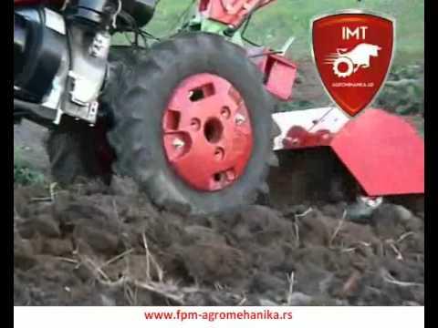 FPM Serbia Motokultivatori Two wheel tractors