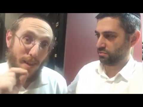 Yitzy Waldner talks about Ari Goldwag's new album
