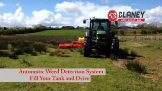 Blaney Agri 3m Offset Weed Wiper