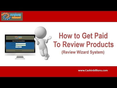 Review Wizard Review Demo | How to Get Paid To Review Products | Wordpress Review Theme