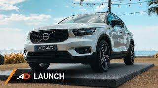 2019 Volvo XC40 - Launch