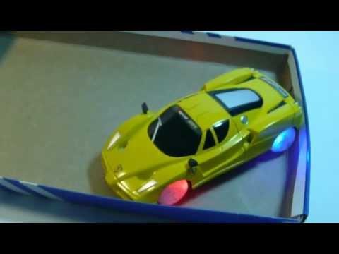 Pilli Müzikli araba