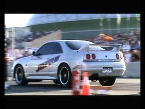 Nissan Skyline GT-R33 . Carlos Jofre / Bicampeon Expo Inacap
