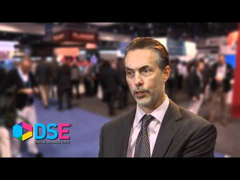 Randy Dearborn of MGM Resorts International at DSE 2012