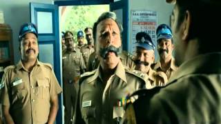 Vettai - Tamil movie Vettai Action Scene - Maddy gets a brave sword from Nasser - Madhavan | Nasser