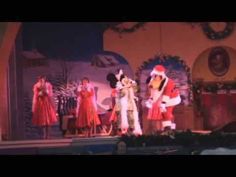 Disney World Mickey's 'Twas The Night Before Christmas (Part II)