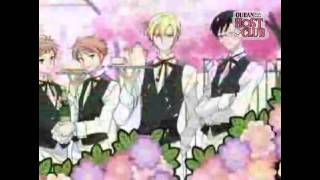 Ouran High School Host Club ~ Opening Jap [AMV]