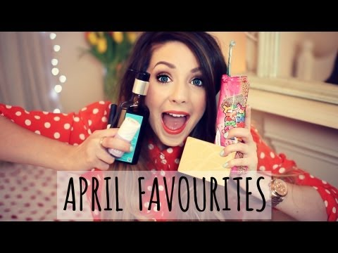 April Favourites | Zoella
