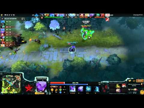 LGD-Gaming vs Ð¡loud9 , WCA WB Quarterfinal, Game 3