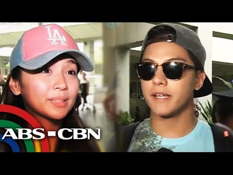 Kathryn, Daniel happy with new movie's success klip izle