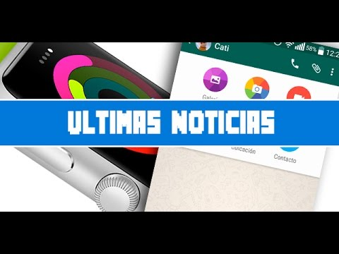 Nuevo Whatsapp, Pantallas móviles 4K, Root Galaxy S6, Precios tarifas 2015, Arrasa Apple Watch