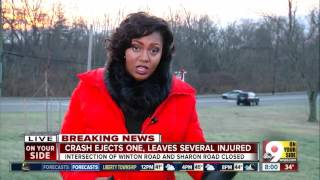 911 caller: People involved in crash tried to flee
