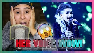 Download Lagu ZHAVIA | All Performances | REACTION | HER VOICE IS AMAZING ! Gratis STAFABAND
