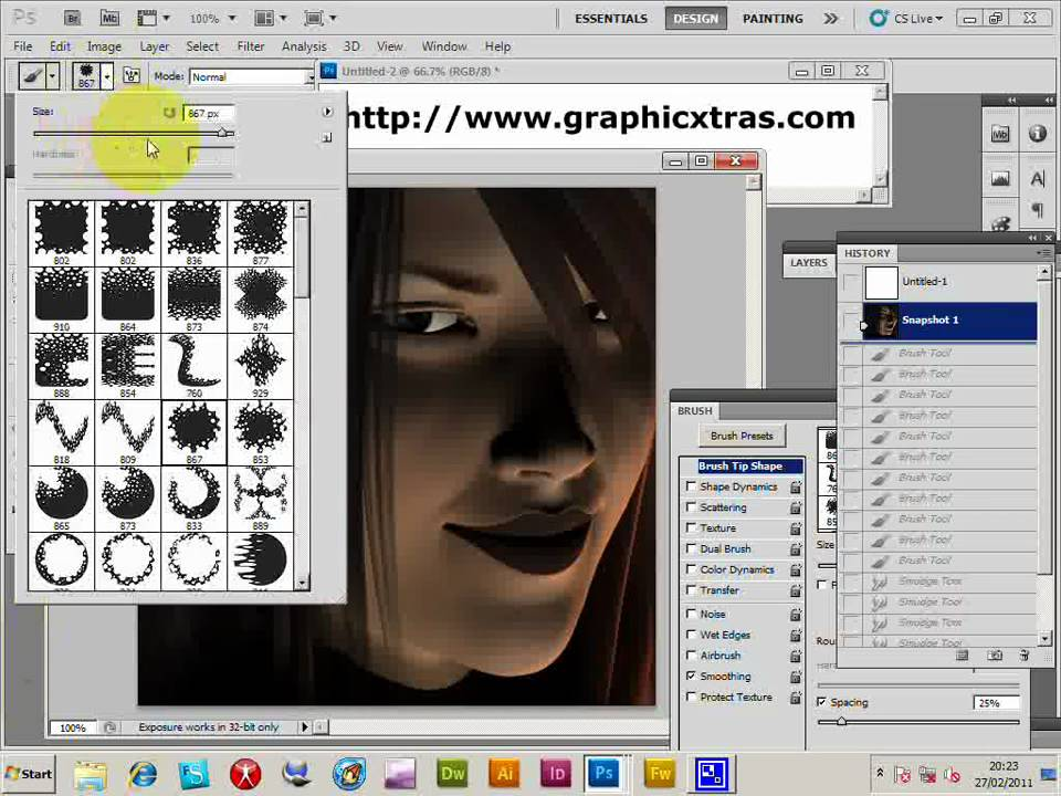 Photoshop Tutorials - Web Graphic Design Solutions
