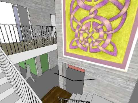 Cedarwood Waldorf School 3D walkthrough