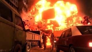 Resident Evil 6 Misi Leon Chapter 05 Subtitle Indonesia (FINAL BOSS)
