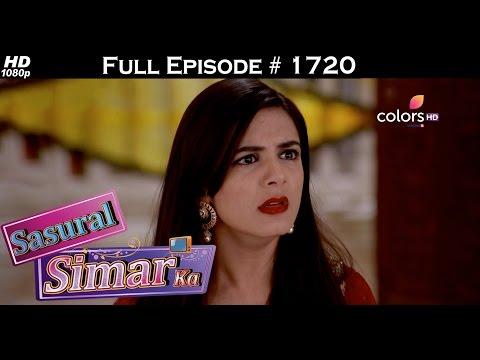 Sasural Simar Ka - 25th January 2017 - ससुराल सिमर का - Full Episode thumbnail