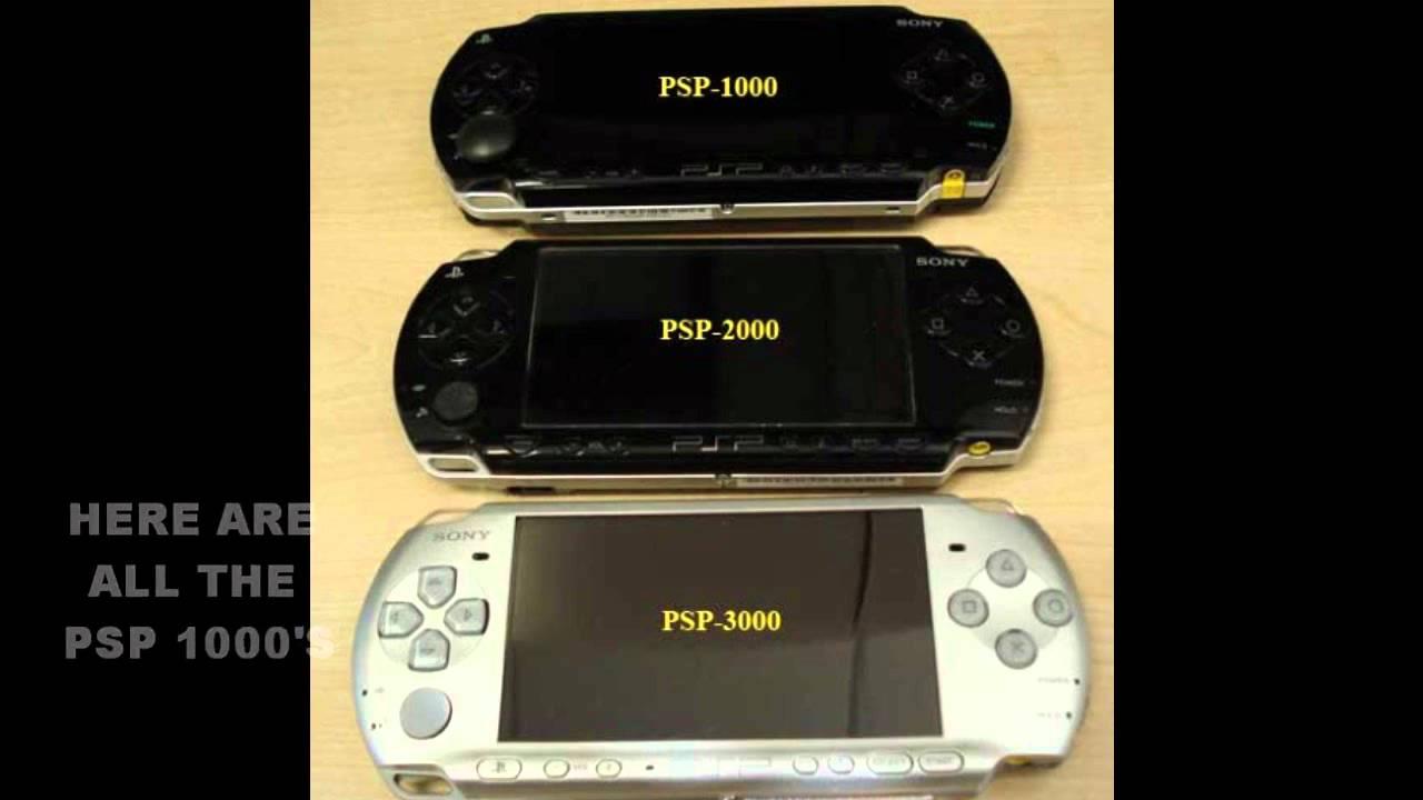 Psp go vs Psp 3000 Youtube Psp go vs Psp 3000