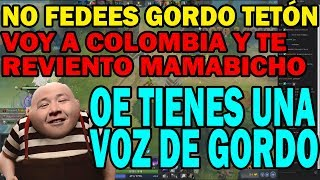 NIÑO COLOMBIANO DEJA CALLADITO A KINGTEKA PURO INSULTO   DOTA 2 COSAS